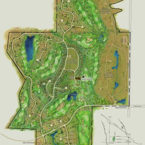 black-bull-golf-course-map