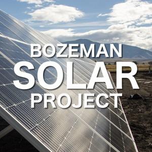Bozeman Solar Project