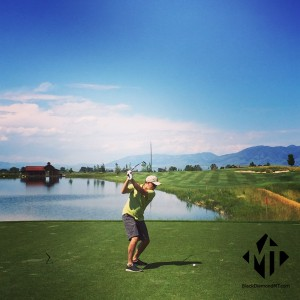 Bozeman has several private & public golf courses