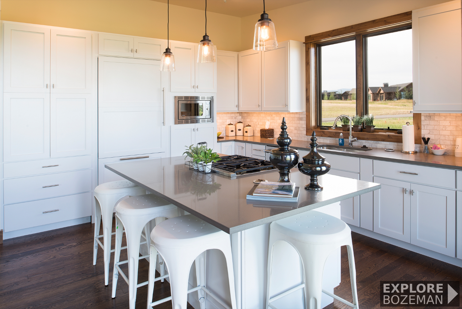 Montana Kitchens - Explore Bozeman