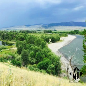 Yellowstone River, Paradise Valley