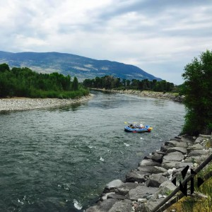 Bozeman blue ribbon fly fishing rivers